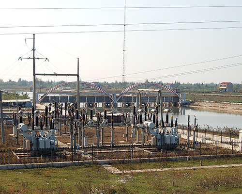 大东口电排变电站