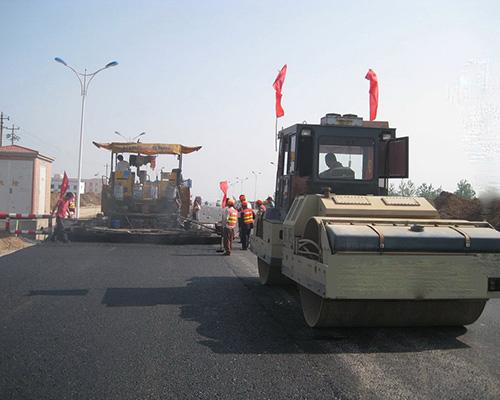 道路提升改造